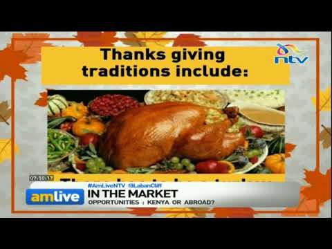 US Ambassador Robert Godec's goodwill message on Thanksgiving Day