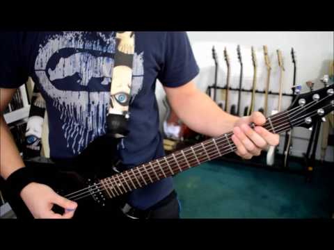 Disturbed - The Sickness (Full Album Guitar Cover)