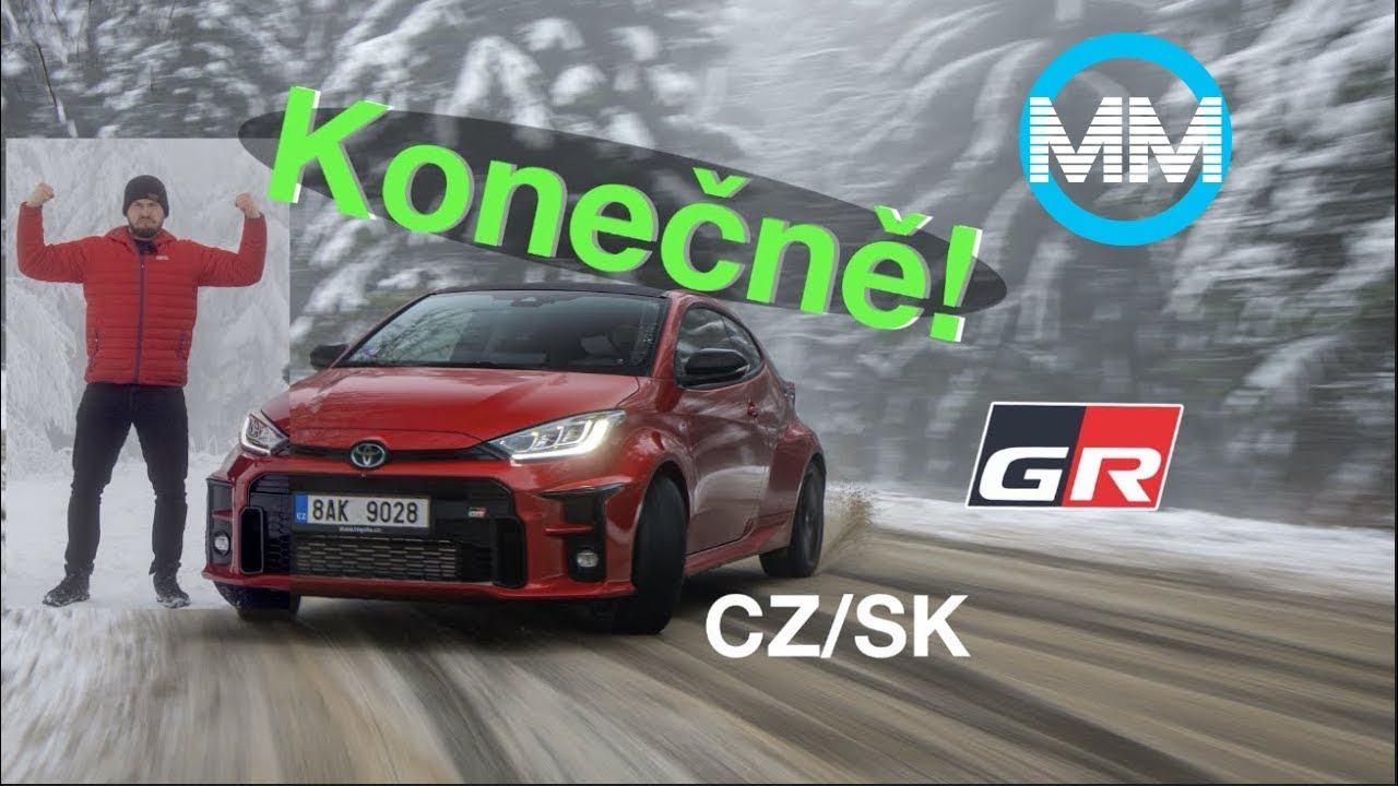 TEST - Toyota Yaris GR-4 Sport - KONEČNĚ! JAKÝ JE DOOPRAVDY? CZ/SK