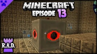 DIAMOND Backpack & AETHER BOSS! | Roguelike, Adventures & Dungeons Mod Pack (Minecraft Survival) #13