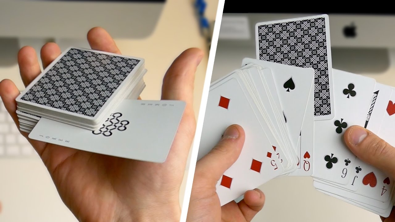 Magical Card Trick Revealed