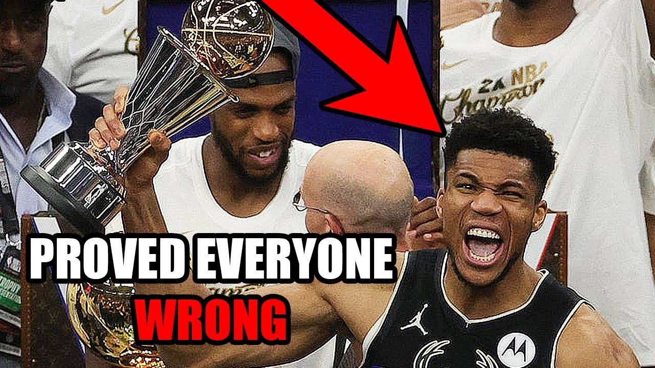 What They Don't Want You To Know About Giannis Antetokounmpo In The NBA Playoffs