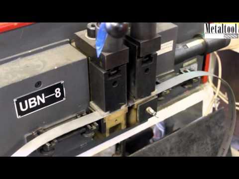 Процесс производства ленточнопильного полотна
