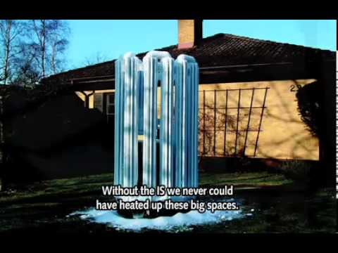 Octopus Ice Stick Geothermal Heating System Youtube