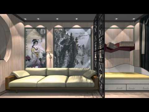 видео: Гостиная и спальня в одной комнате