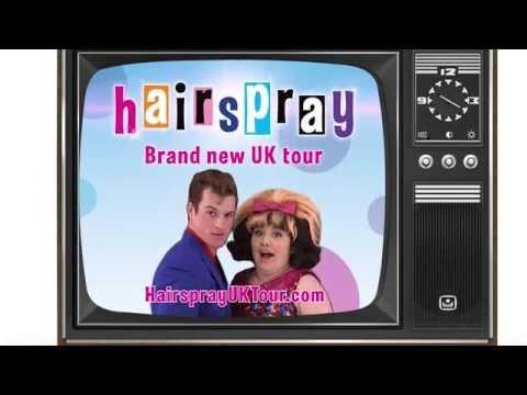 Hairspray behind the scene video