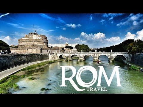 Rom Sehenswürdigkeiten ► ROM TRAVEL ᴴᴰ