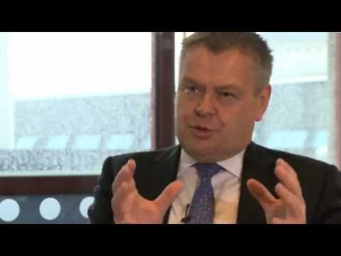 Interview with Otto Thoresen director-general ABI ...