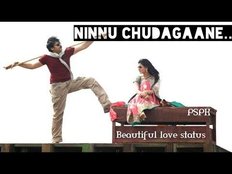 Attarintiki daredi Ninnu chudagane video song status  | PSPK | whatsapp status