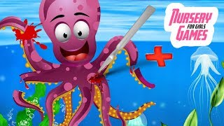 ОКЕАН ДОКТОР|Мультик Подводная Эра|Спасаем Морских животных|Ocean Doctor|Nursery Games for Girls