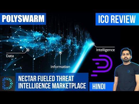 ICO Review - Polyswarm (NCT) - Revolutionizing the Antivirus Industry with Blockchain -[Hindi/Urdu]