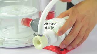 OCTO蛋白除沫器 ELITE  150-INT
