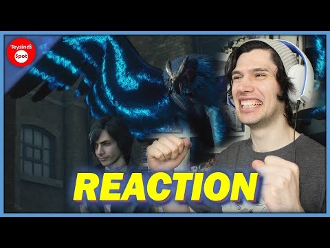 REACTION! | Devil May Cry 5 The Game Awards 2018 Trailer + Demo Announced