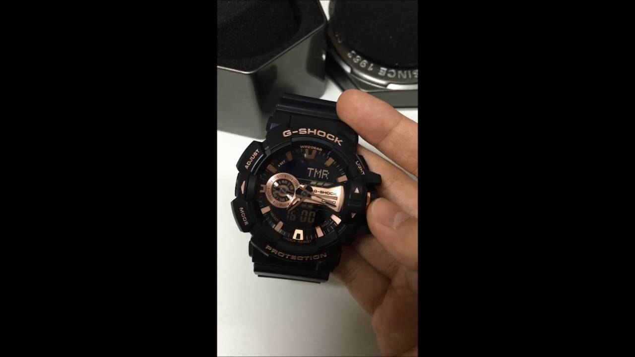 Vlog 15 Unboxing Of Casio Gshock Ga 400gb 1a9dr Youtube G Shock 1a9