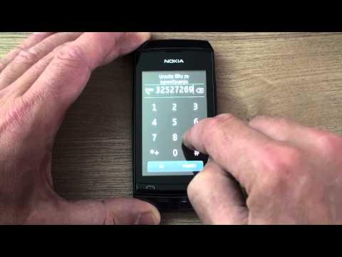 Nokia Asha 306 dekodiranje pomoću koda