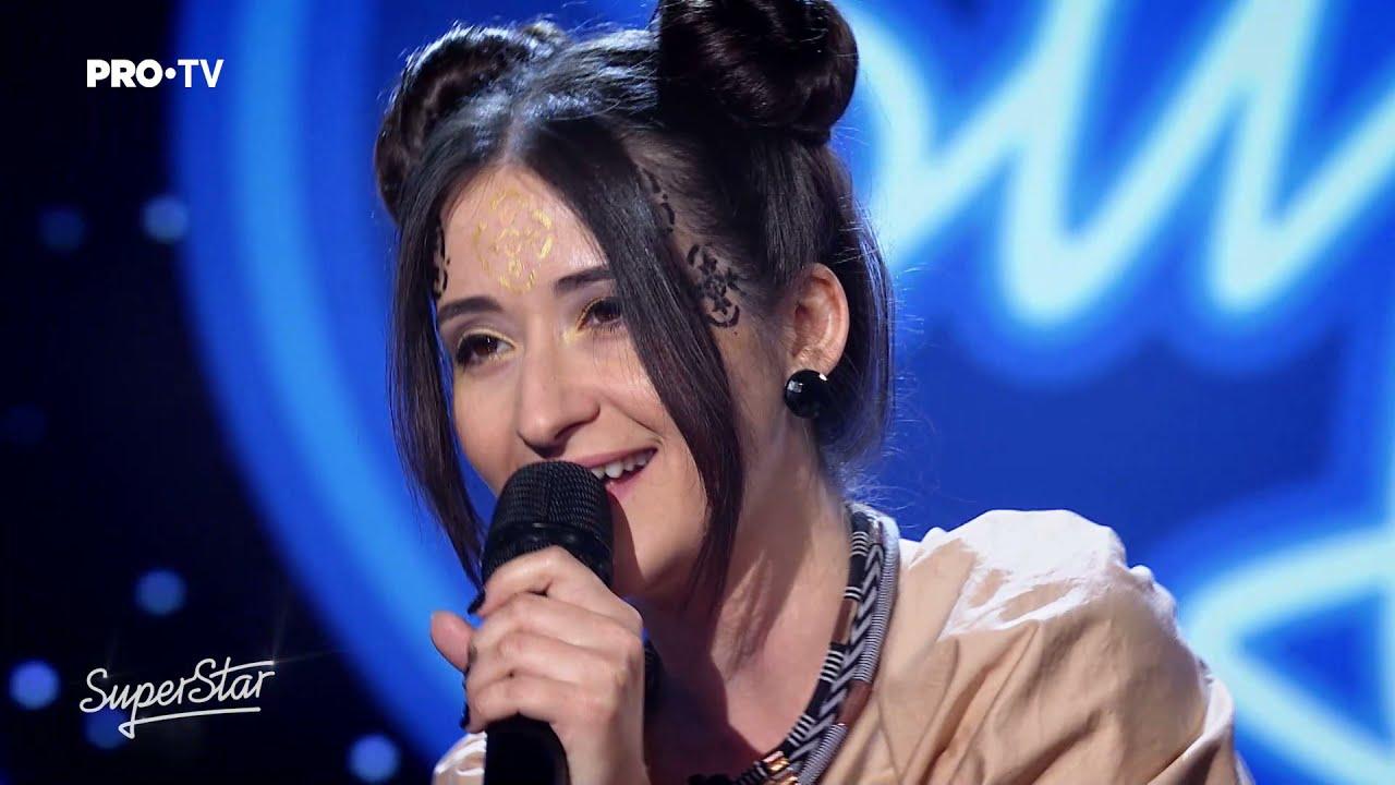 Alina Amon cântă precum Shakira, iar asta era să o coste   SUPERSTAR 2021