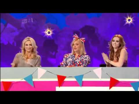 Celebrity Juice  Una Healy  Part 1  28th April 2011