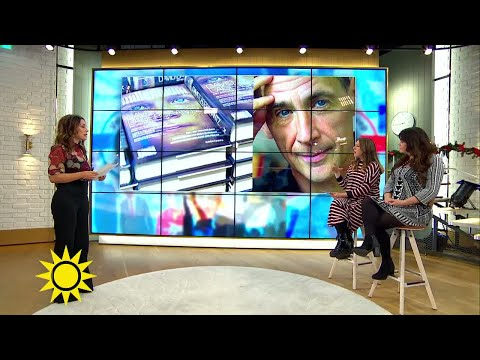Ny svensk stjärna född - Nyhetsmorgon (TV4)