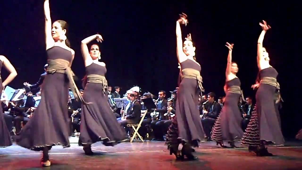 Suite Carmen (Bizet) Banda de musica Isleña y Taller de baile de ...