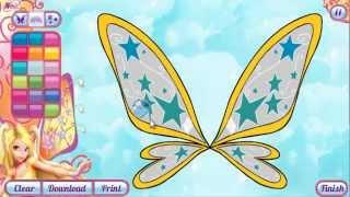 Онлайн игра Винкс, Пусть Ваши Крылья Сияют, Игры для девочек