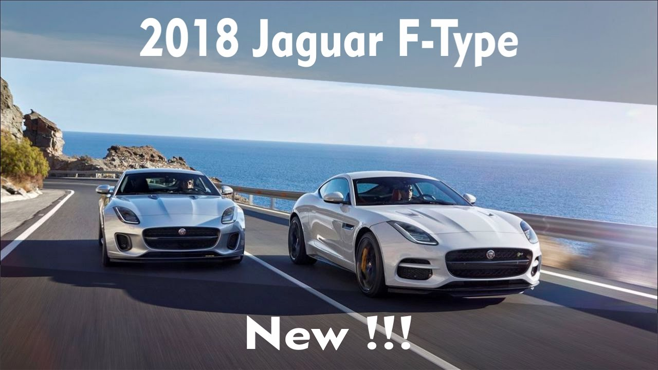 2018 jaguar line up. wonderful jaguar jaguar refreshes the 2018 f type lineup and jaguar line up