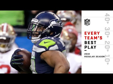 Every Team's Best Play of the 2018 Season!