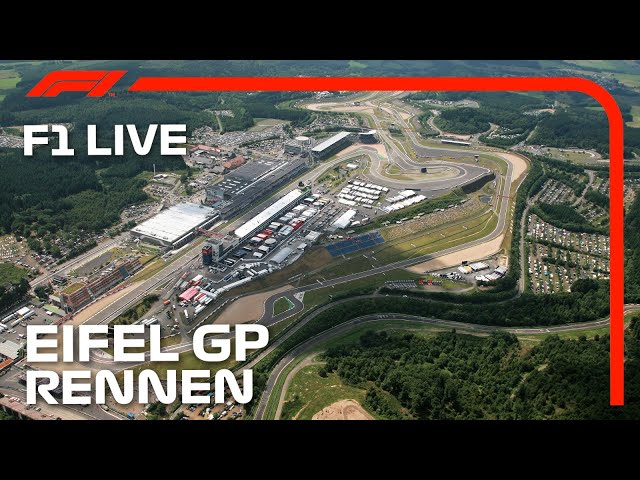 F1 LIVE: 2020 Eifel Grand Prix - Race | Deutsche Kommentare