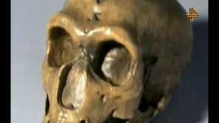Могильник инопланетян в Руанде
