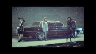 2NE1 - 그리워해요(Missing you) - Official Instrumental With Back up Vocals