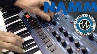 NAMM2016: Dave Smith Instruments OB6