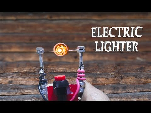 Thumbnail: How to Make an Electric Lighter - Cigarette Life Hacks