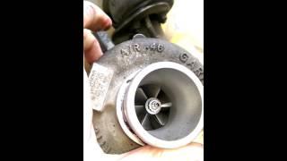Люфт  турбины ssangyong kyron(Несвоевременная замена воздушного фильтра и последствия., 2016-04-23T10:18:56.000Z)