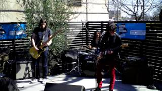 British band Little Barrie play Fuzz Bomb at the Reeperbahn Festiva...