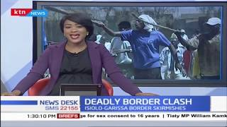 Matters security: 2 people killed in Isiolo-Garissa border skirmishes