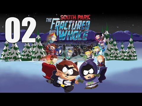 South Park: The Fractured But Whole  - Let's Play Part 2: Alternate Universes Collide