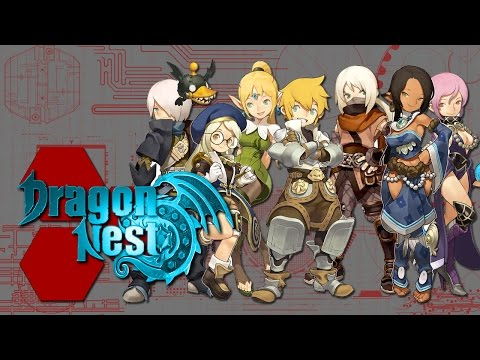 Dragon Nest – First Impressions – TheHiveLeader