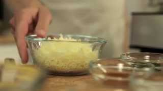 Comté Cooking School: Comté & Walnut Biscotti