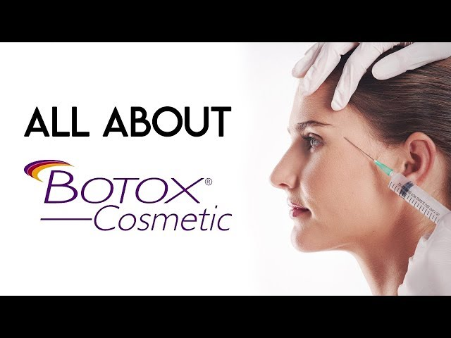 All About Botox