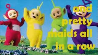 Teletubbies Theme Song | Lyrics On Screen