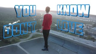 Olly Murs - You don't know love (cover by Jay)