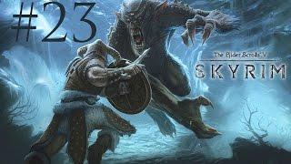 Прохождение TES V: Skyrim #23 Трудные ответы