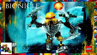 LEGO instructions - Bionicle - 8930 - Dekar