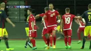 Partizani vs Red Bull Salzburg full match