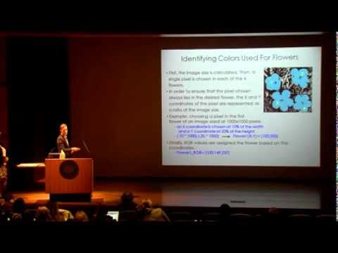 """AAHDS Symposium: """"Computational Analysis of Andy Warhol's Flowers"""""""