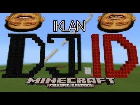 MCPE PARODY INDONESIA   IKLAN DJ.ID by OTONG AND FRIENDS