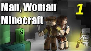 """Man Woman Minecraft - S2E1 """"Bungle in the Jungle"""" (Season 2 Premiere!)"""