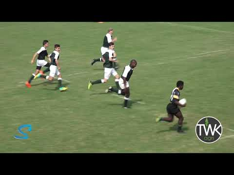 Silent Planet Media - Great Rugby Tries # 1