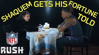 Shaquem Griffin Gets His Fortune Told! | NFL Rush