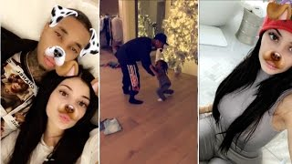 Relationship Goals   Kylie Jenner Newest Snapchat Video Ft Tyga And More