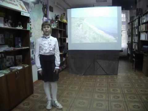 Изображение предпросмотра прочтения – «г. Минусинск школа № 12» читает произведение «Лебедь, Рак и Щука» И.А.Крылова